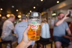 A true Canadian, beer Labatt 50 and the best is having it at one of the oldest pub in Ottawa, Chateau Lafayette, the pub have history dated back to 1849.